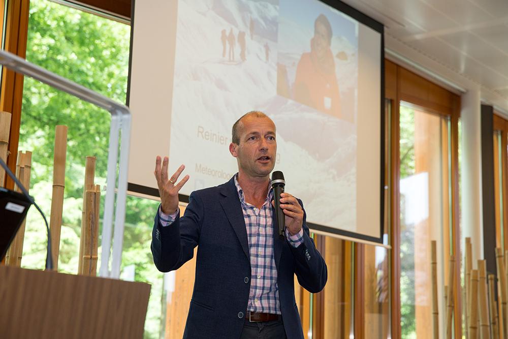 Reinier van der Berg - Rabo Streekrekening - Stichting Veluwefonds
