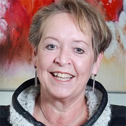 Portret Marian Teer